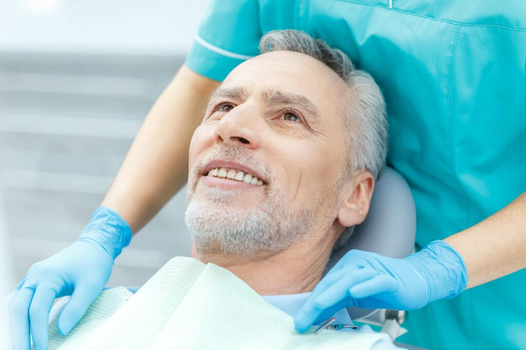 RECOVERY AFTER ORAL SURGERY